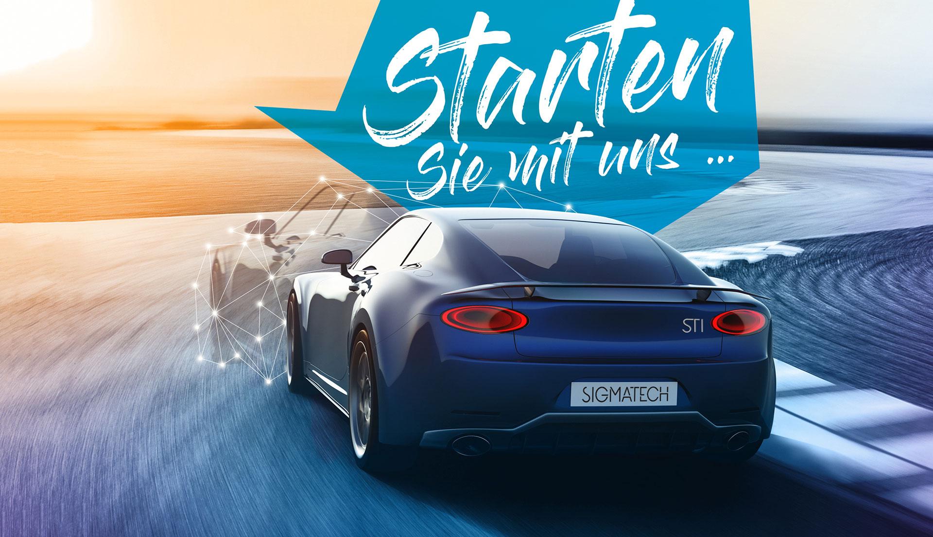 Header Sigmatech Startseite